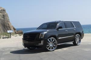 2016 Cadillac Escalade on Forgiato Wheels (Concavo)